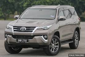 Toyota Fortuner mới - Video