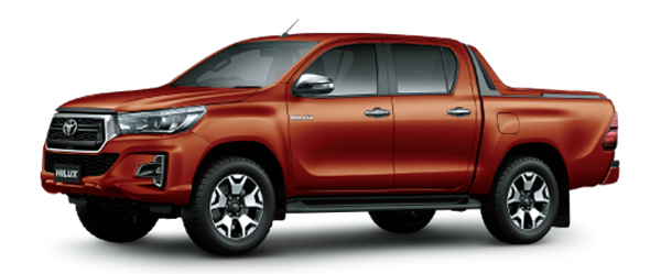 Hilux mới